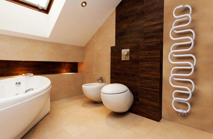 łazienka kaloryfer Gliwice
